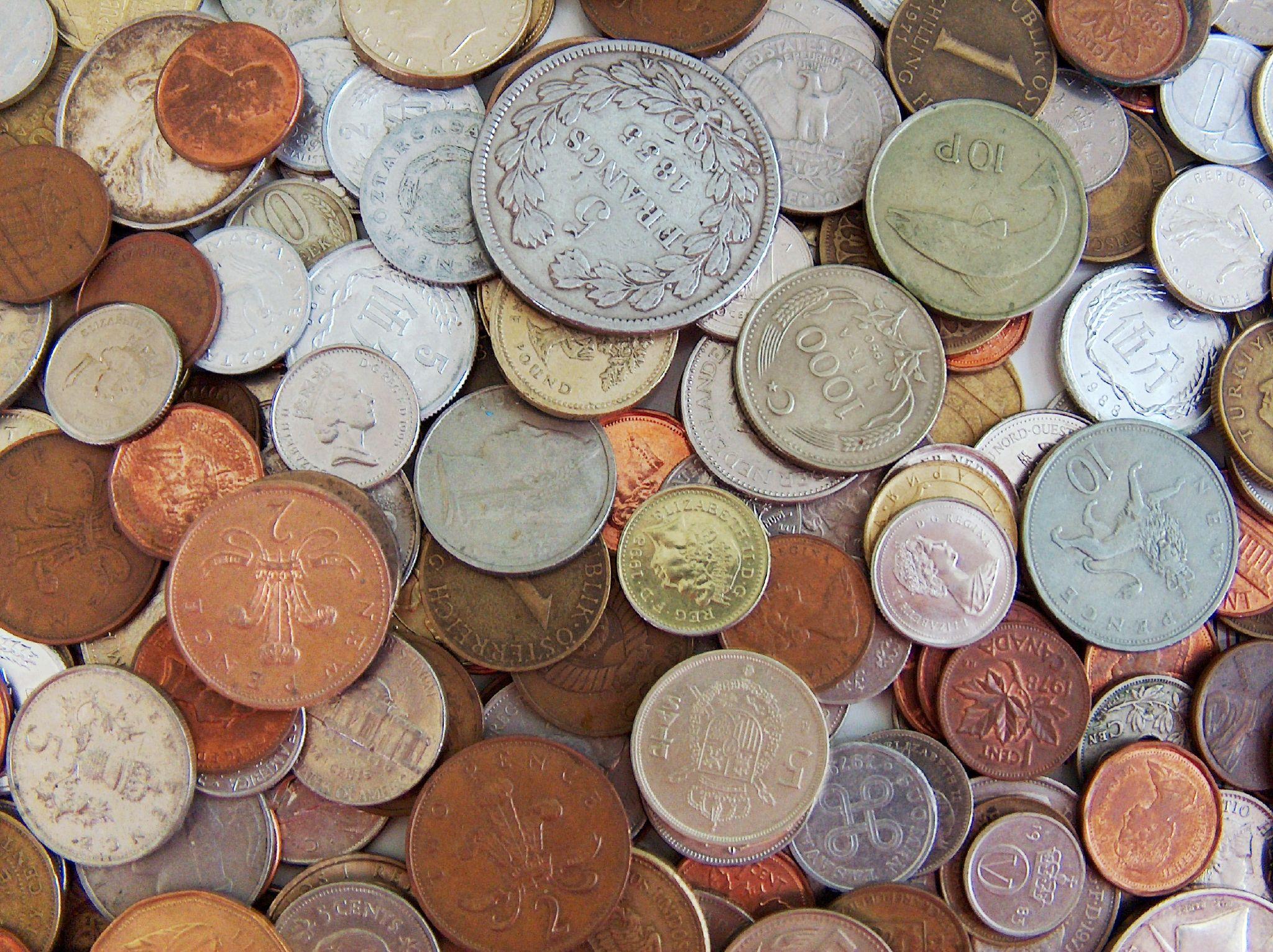 фото монет и банкнот мира консольные краны используются