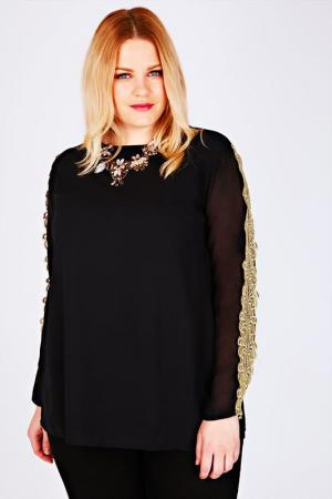 Black_Long_Sleeved_Blouse_With_Gold_Crochet_Trim_100809BLAC_7466 (1).jpg