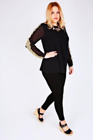 Black_Long_Sleeved_Blouse_With_Gold_Crochet_Trim_100809BLAC_bd30 (2).jpg