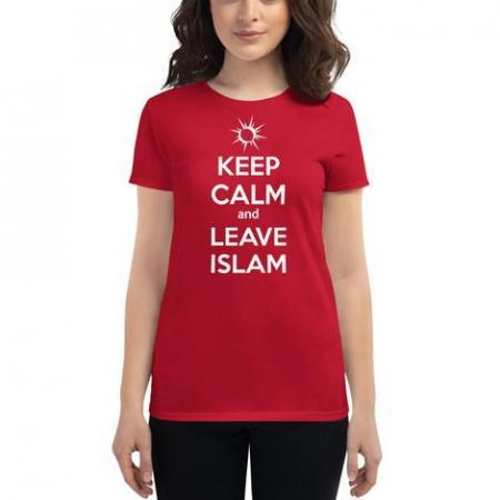 Keep calm & leave islam.jpg