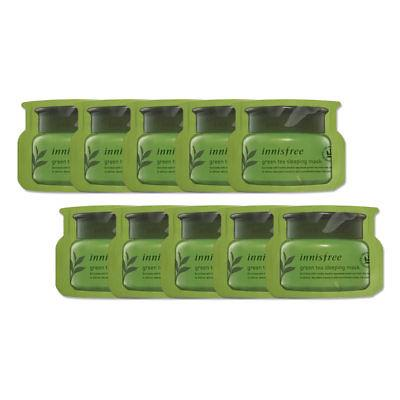 INNISFREE GREEN TEA samples .jpg