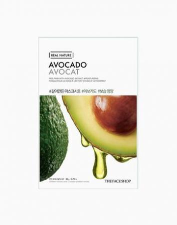 The Face Shop Real Nature Avocado .jpg